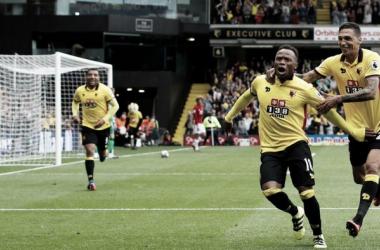 Premier League, crisi nera per il Manchester United: affondato 3-1 dal Watford