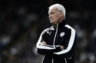 """Claudio Ranieri: """"Me gustaría conseguir la victoria para brindársela a la afición"""""""