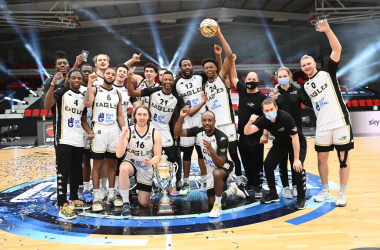 London Lions 77-84 Newcastle Eagles: Eagles win BBL Cup Final as Justin Gordon takes MVP
