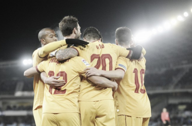 Real Sociedad - Sevilla FC: puntuaciones del Sevilla, jornada 17 de La Liga