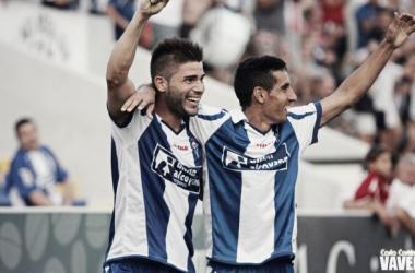 CD Alcoyano 2 - 0 Gimnàstic de Tarragona: el Deportivo se reencuentra con el gol y la victoria