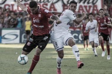 Último partido entre ambos- Quilmes 1- San Martín 4- Jornada 9