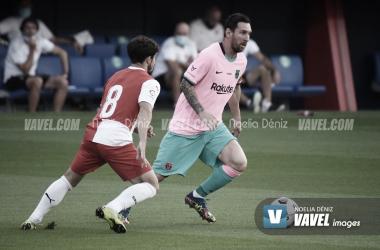 Leo Messi en pretemporada 2020-2021| Foto: Noelia Déniz-VAVEL