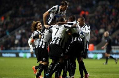 Newcastle tiene un 'Boxing Day' perfecto