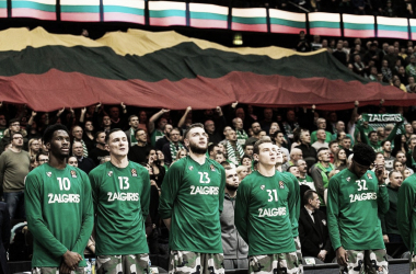 El Zalguiris, un equipo que fue de menos a más