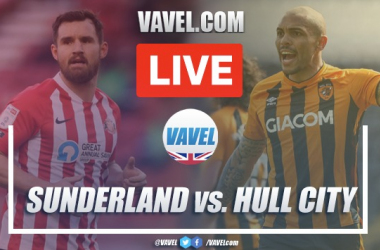 As it happened: Sunderland 2-1 Hull City