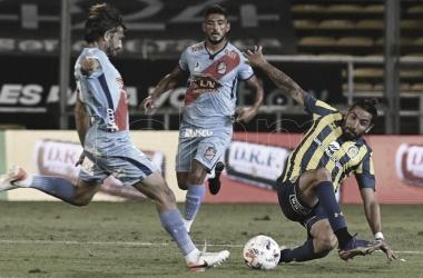 Último enfrentamiento 15/3/21 - Rosario Central 2- Arsenal 1