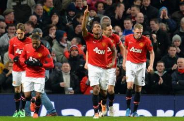 Manchester United espanta crise e vence Swansea