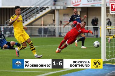 Domenica tedesca: Dortmund e Monchengladbach rispettano i pronostici