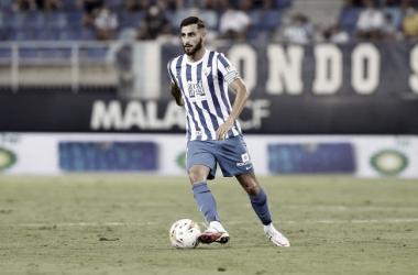 Luis Muñoz // Foto: Málaga CF