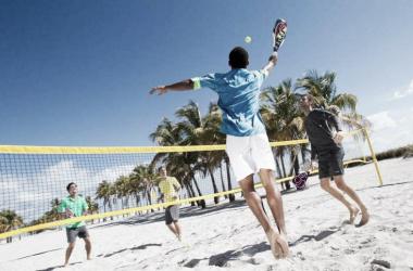 Conheça o Beach Tennis, a mistura do tênis com vôlei de praia