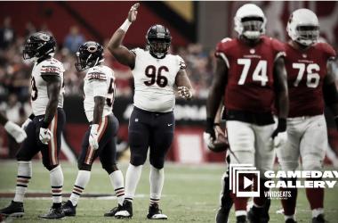 La defensa de los Chicago Bears volvió a imponer su ley para conseguir su segundo triunfo consecutivo | Foto: ChicagoBears.com