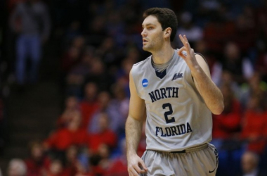North Florida is likely to be one of the 16 seeds in the 2016 NCAA Tournament. Could they make our dreams come true? Photo courtesy of Rick Osentoski/USA TODAY Sports.