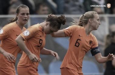 Gol e melhores momentos Nova Zelândia 0 x 1 Holanda pela Copa do Mundo Feminina