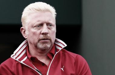 Boris Becker no descarta volver a entrenar en 2017