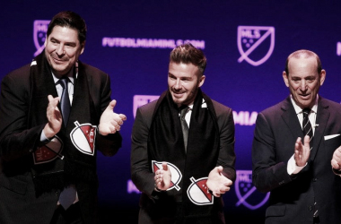Beckham será historia inmortal de la MLS