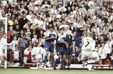 15 años del gol que hizo feliz a toda una generación