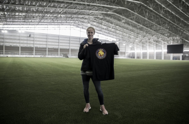 Becky Sauerbrunn | Photo: Utah Royals FC