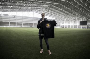Becky Sauerbrunn | Photo: Utah Royals FC
