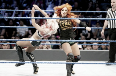 Which Woman can take the lead before Backlash? Photo: WWE.com
