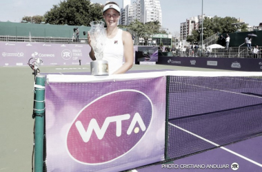 Begu com o troféu do torneio/Foto:Cristiano Schmidt Andujar/ Divulgação