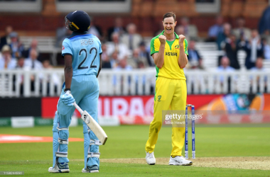 2019 Cricket World Cup: Australia qualify for semi-finals with crushing defeat of England