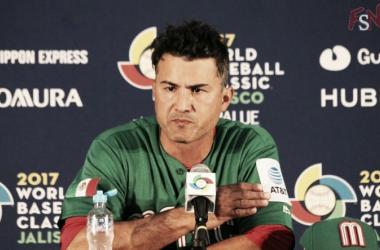 Edgar González ya piensa en el juego ante Puerto Rico. (Foto:Proceso)