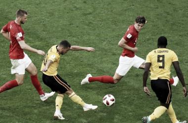 Bélgica se adueñó la medalla de bronce // Foto: FIFA.com