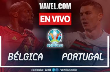 Resumen de Bélgica vs Portugal (1-0) en los octavos de final por Eurocopa 2020