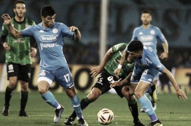 .En la Superliga pasada, no pasaron del 0-0 (Foto: Mundo D).