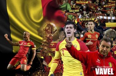 A Bélgica é uma das selecções que pode surpreender e chegar muito longe no Mundial