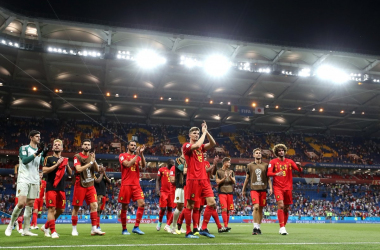Belgio, gioia all'ultimo respiro | www.twitter.com (@BelRedDevils)