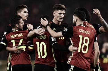 Qualificazioni Russia 2018 - Scontro al vertice nel gruppo H con Belgio-Grecia