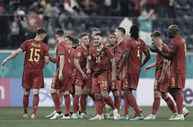 A geração belga e sua chance de fazer história na Euro 2020