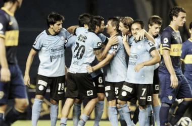 Belgrano agudizó la crisis en Boca