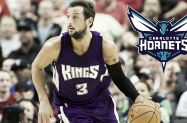 Belinelli spent the 2015-16 season with the Kings. | Photo: USA TODAY