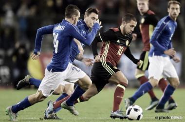 Análisis previo: Bélgica – Italia