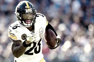Le'Veon Bell pretende ser el jugador mejor pago de la liga (Foto: Steelers)