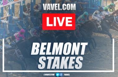 Resumen y mejores momentos del Belmont Stakesen Carrera de Caballos 2021