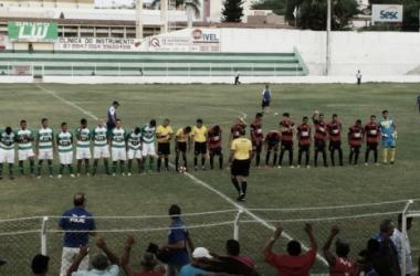 Flamengo e Belo se enfrentaram no sertão (Foto: Laetson Silva / Especial à VAVEL Brasil)