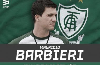 Nova aposta! América-MG oficializa Maurício Barbieri como treinador