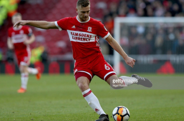 Ben Gibson was an ever present as Middlesbrough made the playoffs in the Championship last season