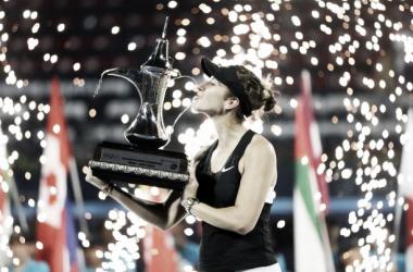 Bencic conquista Dubai y confirma su vuelta