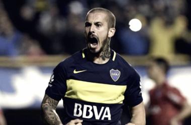 Darío Benedetto es el as de espada del equipo. Foto: Javier García Martino.