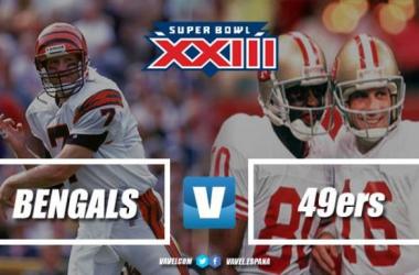 Super Bowl XXIII: La serie ofensiva de Montana