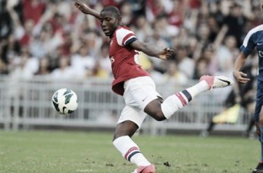 Benik Afobe abandona el Arsenal
