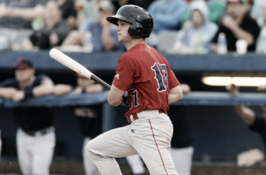 Boston Red Sox promote highly touted prospect Andrew Benintendi to majors