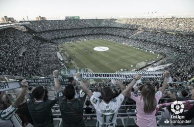 Estadio Benito Villamarín / Foto / La Liga