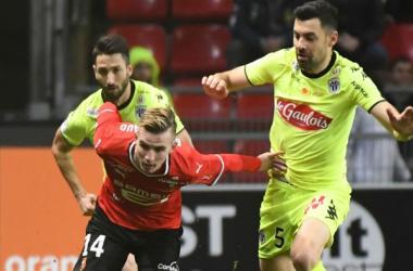 Stade Rennais FC - Angers SCO (1 - 0) : Rennes dans le money time