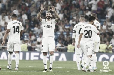 Benzema llega a las 300 victorias con el Madrid